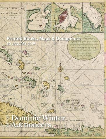 Printed Books, Maps & Documents