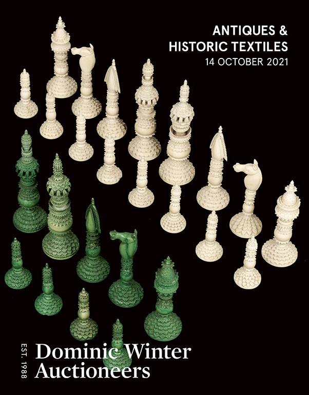 Antiques & Historic Textiles