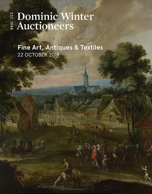 Fine Art, Antiques & Textiles