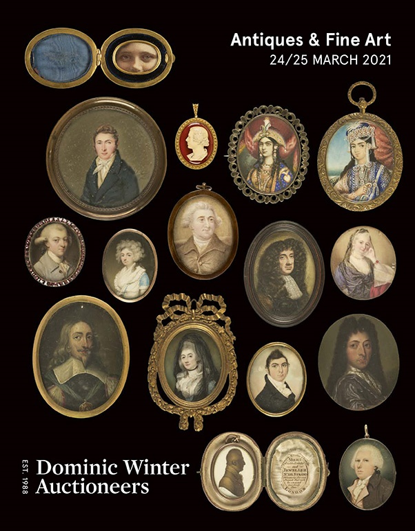 British & European Paintings and Watercolours, Portrait Miniatures, Old Master Prints and Drawings