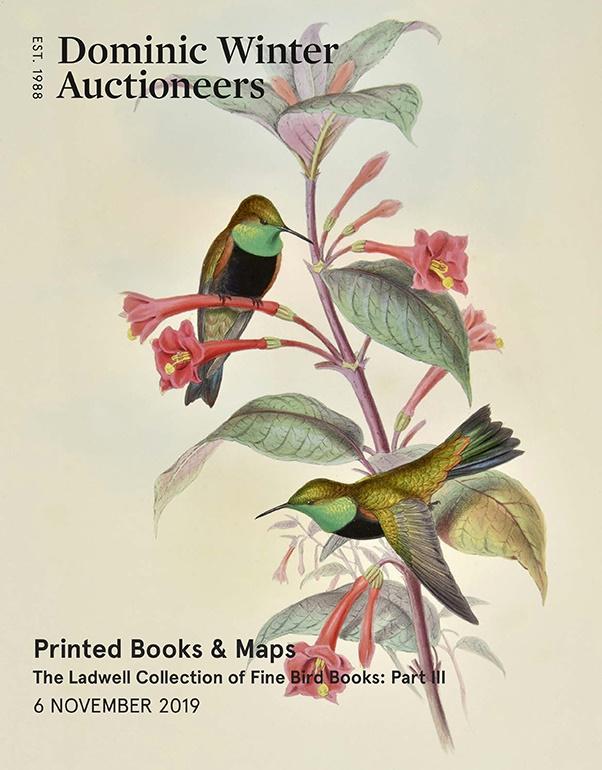 Printed Books, Maps & Prints