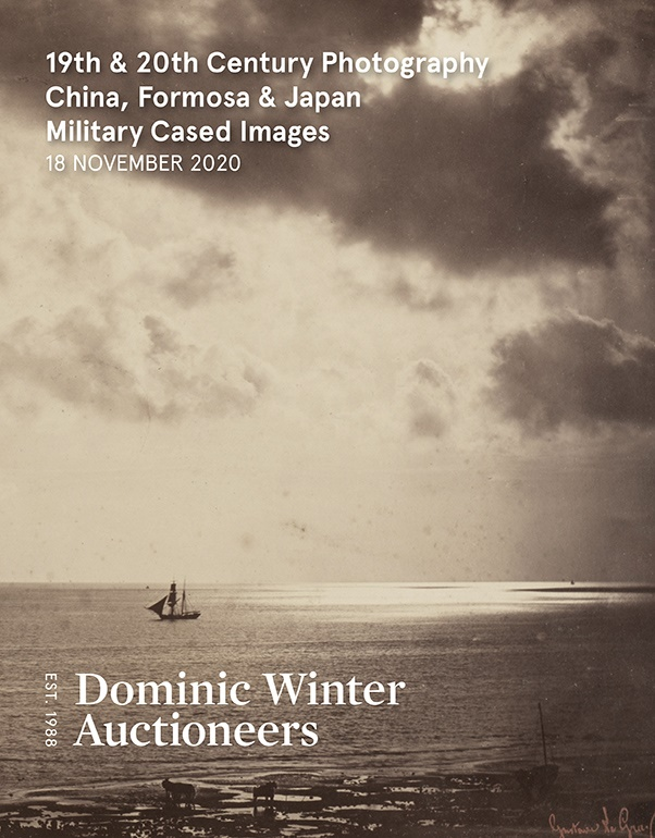 19th & 20th Century Photography, China, Formosa & Japan, The Jack Webb Collection of Military Images