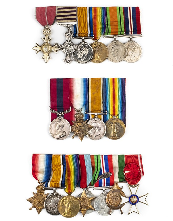 Aviation, Military & Maritime History, Medals & Militaria
