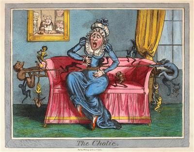 Lot 179 - Caricatures.