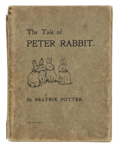 690 - Potter (Beatrix). The Tale of Peter Rabbit, 1st edition, 1901