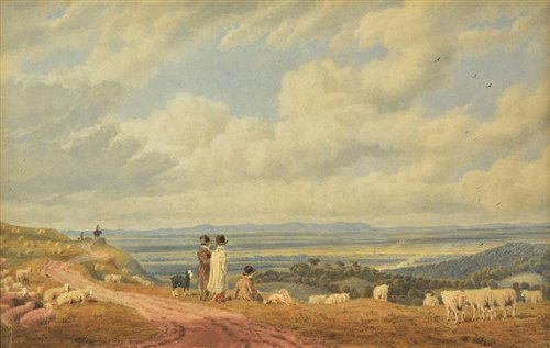 Lot 152-Turner, William, of Oxford, 1789-1862