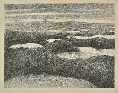 Lot 279-Nevinson (Christopher Richard Wynne, 1889-1946).
