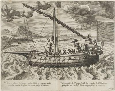 Lot 34 - Linschoten, Jan Huygen van