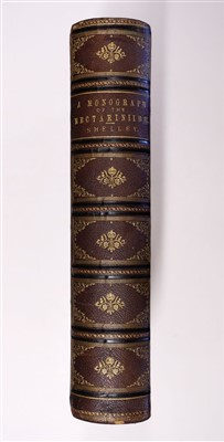 Lot 105-Shelley (George Ernest). Monograph of the Nectariniidae, 1st edition, 1876-80