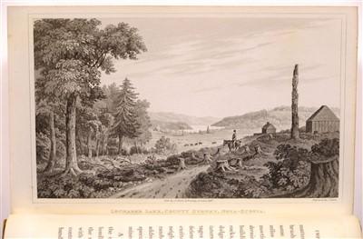 Lot 367 - Moorsom (William Scarth.). Letters from Nova Scotia, 1830