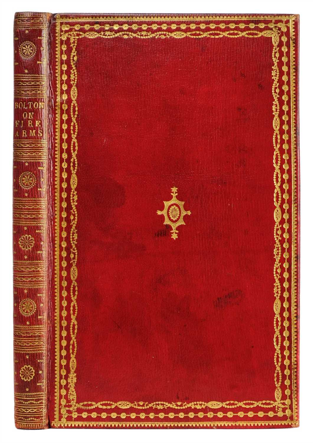 Lot 318 - Bolton (George). Remarks on the Present Defective State of Fire-Arms, 1795