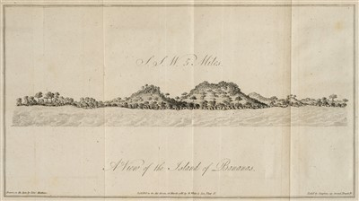 Lot 290 - Matthews (John). A Voyage to the River Sierra-Leone, on the Coast of Africa, 1788