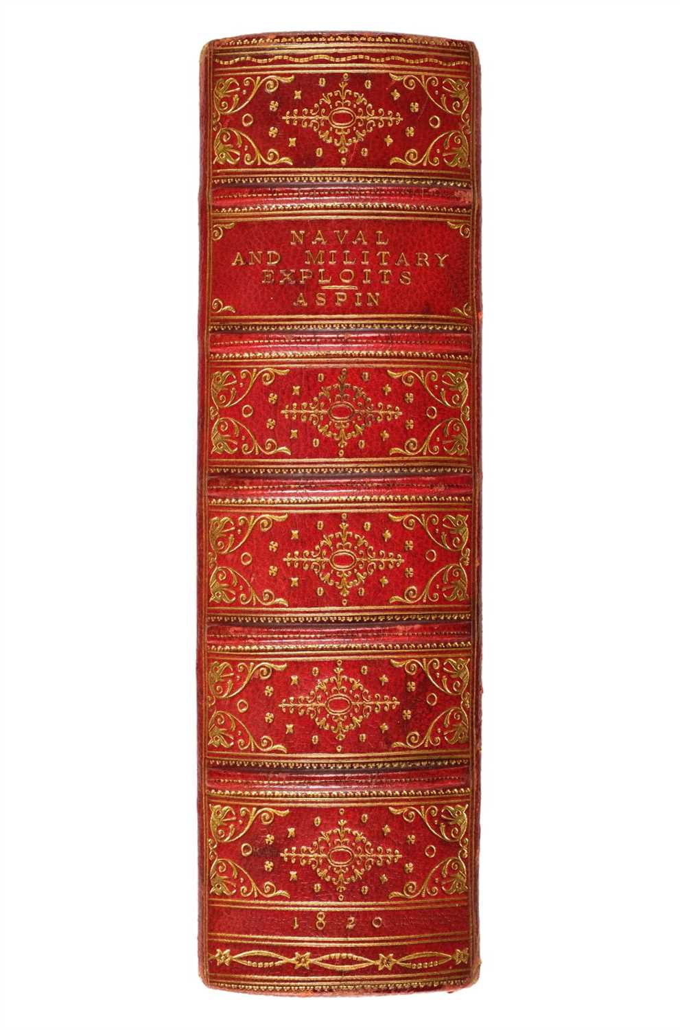 Lot 357 - Aspin (Jehoshaphat). Naval and Military Exploits, 1820