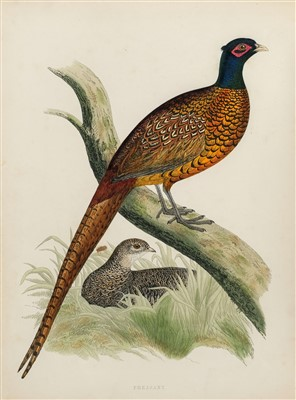 Lot 384 - Morris (Beverley R.). British Game Birds and Wildfowl, 1870