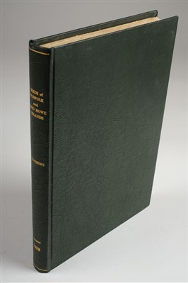 Lot 91-Mathews (Gregory M.)  The Birds of Norfolk and Lord Howe Islands, 1st edition, 1928