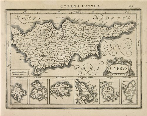 Lot 44-Mercator (Gerard & Jodocus Hondius).