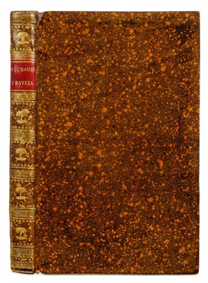 Lot 335 - Michaux (Francois Andre). Travels to the west of the Alleghany Mountains, 1805
