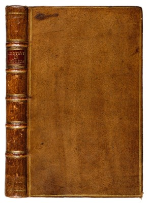 Lot 219-Mitchell (John). The Contest in America between Great Britain and France, 1757