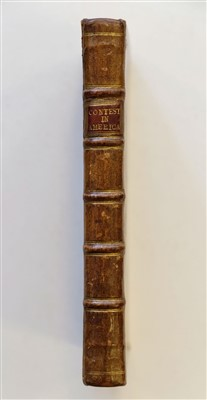 Lot 219 - Mitchell (John). The Contest in America between Great Britain and France, 1757