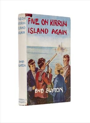 Lot 594 - Blyton (Enid). Five on Kirrin Island Again, 1st edition, Hodder & Stoughton, 1947