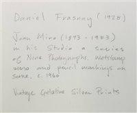 Lot 277-Frasnay (Daniel, born 1928).