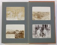 Lot 266 - China. Four photograph albums depicting Peking Union Medical College, c.1907-15