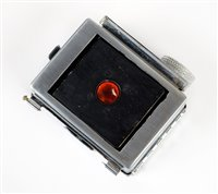Lot 349-Compass / Jaeger Le Coultre 1930s miniature camera.