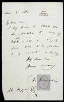 Lot 138 - Darwin (Charles Robert, 1809-1882).