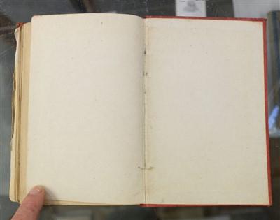 Lot 489-Collodi (Carlo, pseudonym of Carlo Lorenzini). Le Avventure di Pinocchio, 1883