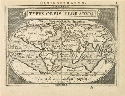 Lot 45 - Ortelius (Abraham).