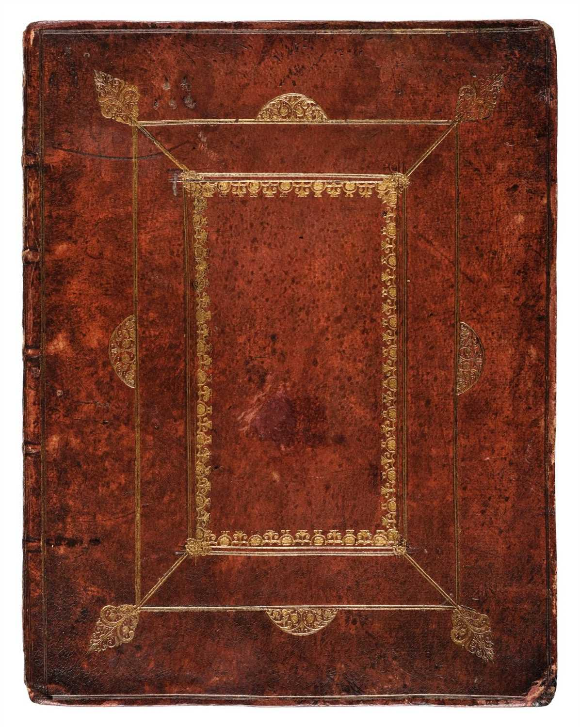 114 - Manuscript Cookery Book. An early receipt book, circa 1700