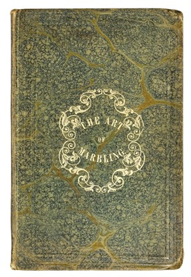 Lot 380 - Woolnough (C. W.). The Art of Marbling, 1853