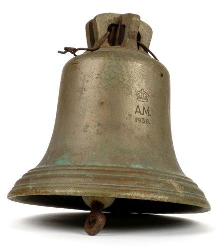 Lot 221 - Scramble Bell
