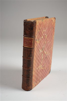 Lot 20-Irwin (Eyles). Voyage up the Red-Sea, 1st edition, 1780