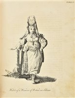 Lot 26-Chappe d'Auteroche (Jean-Baptiste). A Journey into Siberia, 1st edition in English, 1770