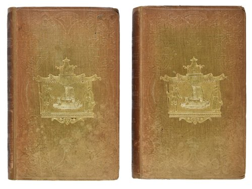 Lot 33-Cunynghame (Arthur). An Aide-de-Camp's Recollections of Service in China, 1st edition, 1844