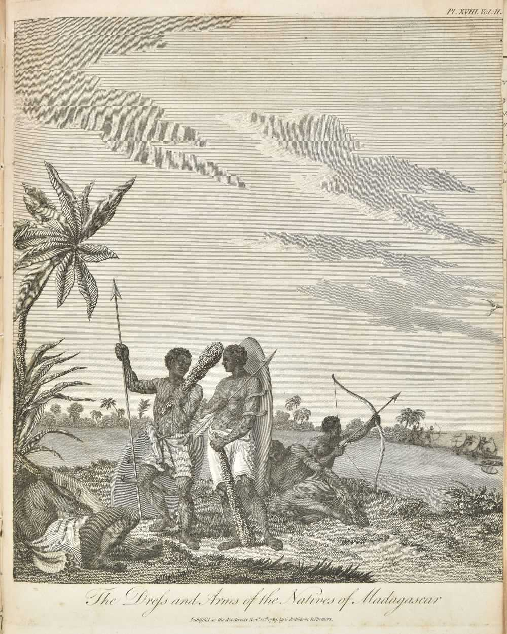 Lot 4-Benyowsky (Maurice Auguste, comte de). [Memoirs and Travels..., 1790]