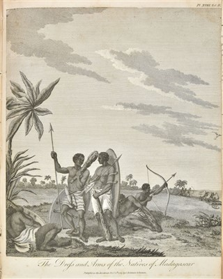 Lot 5-Benyowsky (Maurice Auguste, comte de). [Memoirs and Travels..., 1790]