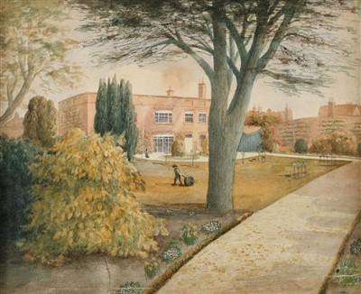 Lot 425 - Domestic Architecture. Harmondsworth Hall, near West Drayton, circa 1840s