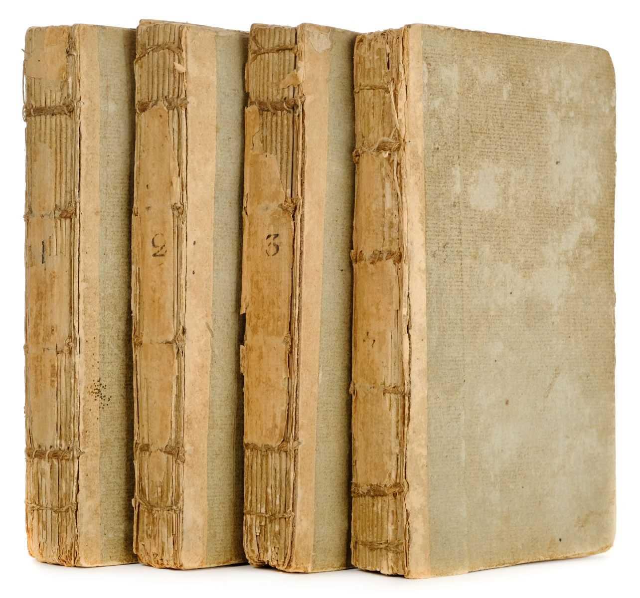 Lot 308 - Bage (Robert). Man As He Is, A Novel, 1792