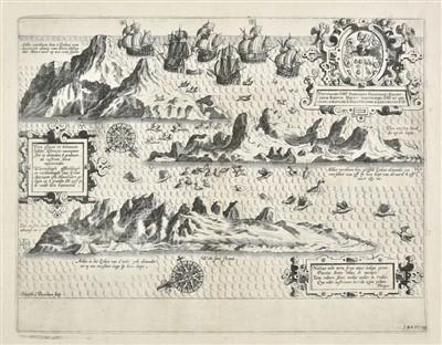 Lot 150 - Ascension island. Van Linschoten (Jan Huygen), c.1596