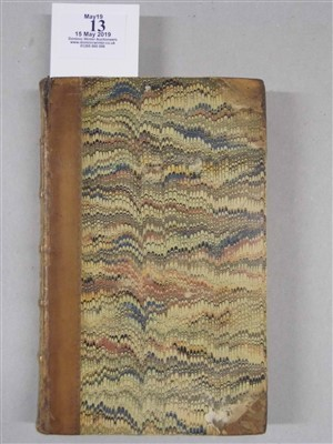 Lot 13-Beale (Thomas). The Natural History of the Sperm Whale, 2nd edition, John van Voorst, 1839