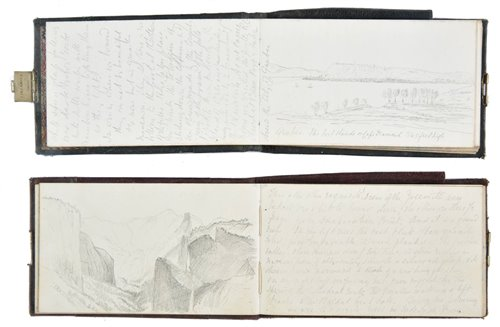 Bell (Major William Morrison). An Archive of travel diaries, 1869-70