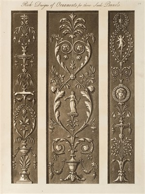 Lot 351 - Richardson (George). A collection of Ornaments in the Antique Style, 1816