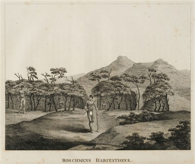 Lot 301 - Paterson (William). Country of the Hottentots, 1790