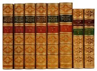 Lot 20-Napier (William F. P). History of the War in the Peninsula, 6 volumes, 1832-40