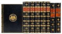 Lot 32-Brassey (Thomas). The British Navy, 5 volumes, 1st edition, 1882-3