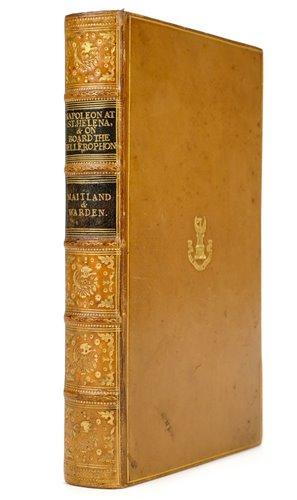 Lot 18-Maitland (F.L.). Narrative of the Surrender of Buonaparte, 1826