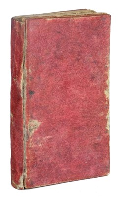 Lot 364 - Silver Filigree Binding. London Almanack, 1824