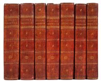 Lot 26-Royal Military Chronicle [first series], 7 volumes, 1810-14